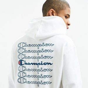 Champion stacked eco hoodie